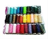 ミシン 用 糸 縫い物 30 種類 ( 色 ) セット