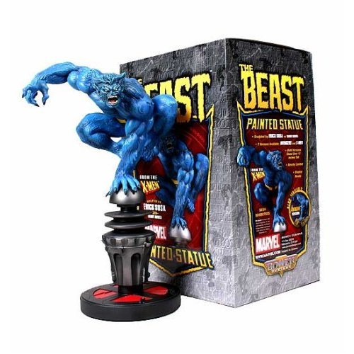 Picture of Bowen Beast (X-Men) Statue Bowen Designs! Figure (B000VYDF4I) (X-Men Action Figures)