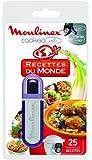 Moulinex XA600100 Clé USB Cookéo 25 Recettes du Monde