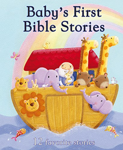 Baby's First Bible Stories (First Padded)