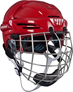 Warrior Krown LTE Helmet and Face Mask Combo by Warrior