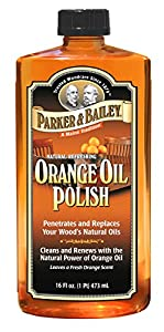 Parker & Bailey Orange Oil 16oz