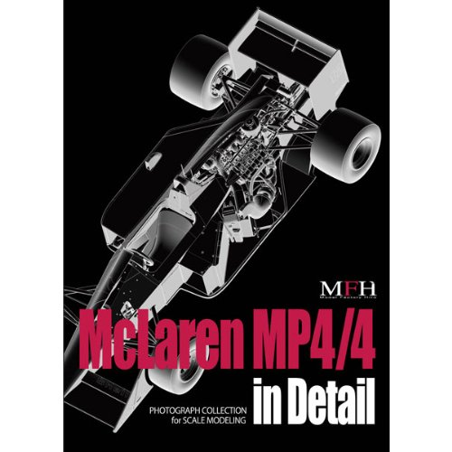 McLaren MP4/4 in Detail