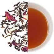 TeaRaja Almond Rose Black Tea (FREE-TEA INFUSER) (100 Gm)