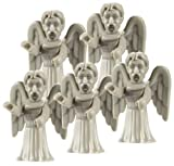 Doctor Who Triple Pack - 5 Cybermen, 5 Silent Army and 5 Weeping Angels