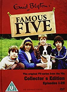 The Famous Five - The Complete Collectors Edition [DVD]