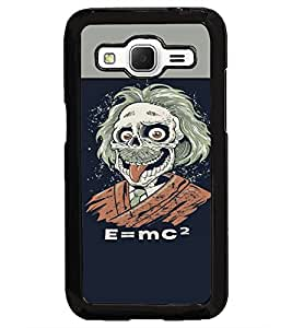 PrintDhaba Funny Image D-3727 Back Case Cover for SAMSUNG GALAXY CORE PRIME (Multi-Coloured)