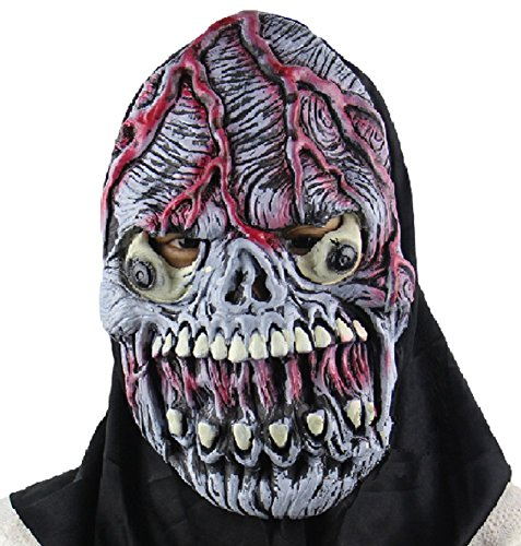 SPJ : The Creepy Monster Mask for Halloween Cosplay Costume Party