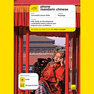 Teach Yourself Phone Mandarin Chinese Speech