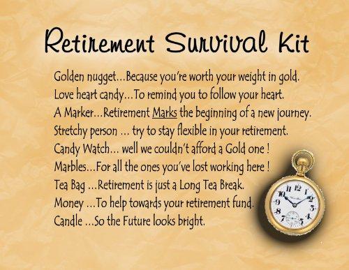 Pics Photos - Retirement Survival Kit Or Survival Hat