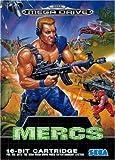 Mercs (Mega Drive)