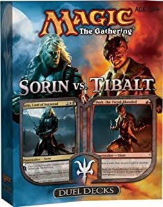 Amazon.com: Magic the Gathering Duel Decks Sorin vs