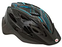 Bell Toddler Rex Bike Helmet, Black/Blue Flux