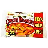 Spangler 50142 Marshmallow Circus Peanuts Bonus Bag - 12 Packs