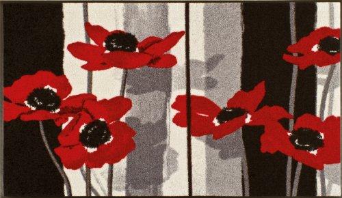 Fußmatte Franz Heigl – Anemonen 75×120 cm