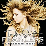 Fearless (Platinum Edition, CD & DVD) ~ Taylor Swift