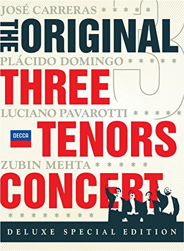 The Original Three Tenors Concert [Deluxe Special Edition] [2 DVDs]