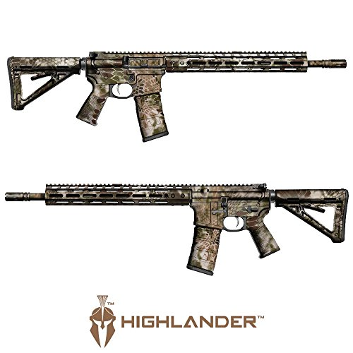 Gunskins Ar 15 M4 Rifle Skin Camouflage Kit Diy Vinyl Wrap