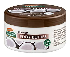Palmers coconut body butter