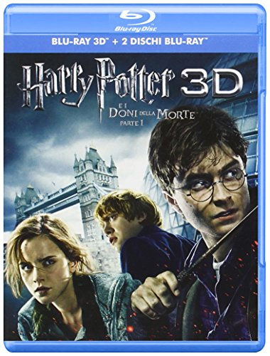 Harry Potter e i doni della morte - Parte 1(3D+2D) [Blu-ray] [IT Import]