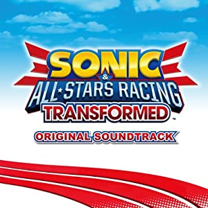 Game Music - Sonic & All-Stars Racing Transformed Original Soundtrack (2CDS) [Japan CD] WWCE-31334