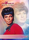 Women of Star Trek Uhura Promo Card P2