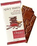 Chuao Chocolate Bar:  Spicy Maya
