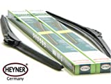 FORD RANGER 1999-Onwards HYBRID WINDSCREEN WIPER BLADES 18