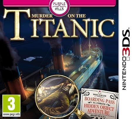 Murder on the Titanic (Nintendo 3DS)