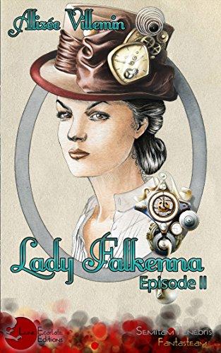 Couverture du livre Lady Falkenna Episode 2