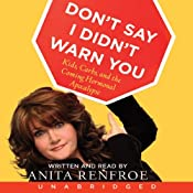 Don't Say I Didn't Warn You | [Anita Renfroe]