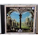 Vivaldi - Concerti Alla Rustica RV 151, 548, 558, 461 et 532