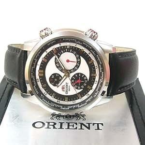 Orient - Reloj de pulsera (mecanismo de cuarzo)