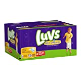 Luvs With Ultra Leakguards Size 5 Diapers 150 Count ~ Luvs
