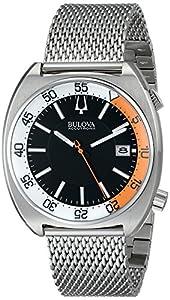 Bulova Precisionist Accutron II Snorkel Watch 96B208