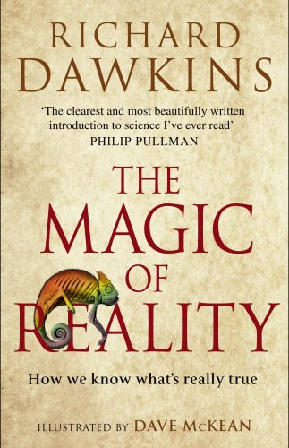 The Magic of Reality: How We Know What's Really True Image