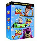 Toy Story + Toy Story 2 + Toy Story 3 - coffret 3 DVDpar Tom Hanks