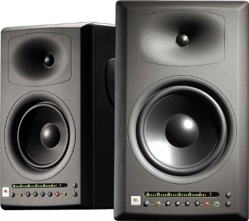 Jbl Lsr4326P/Pak Powered Studio Monitor Pair