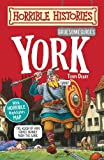 img - for York (Horrible Histories Gruesome Guides) book / textbook / text book