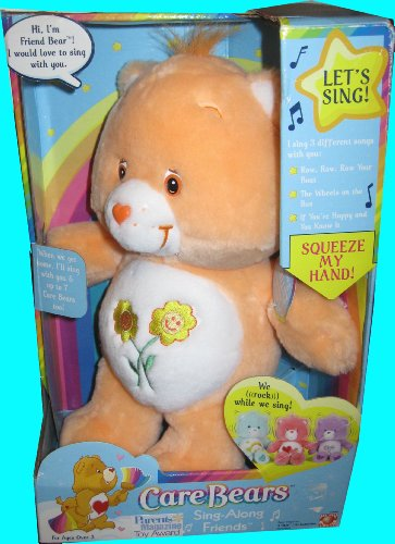 Singing Care Bears front-639662