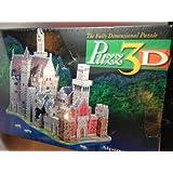 Puzz 3D Alpine Castle
