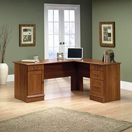 Sauder 412750 L-Shaped Desk