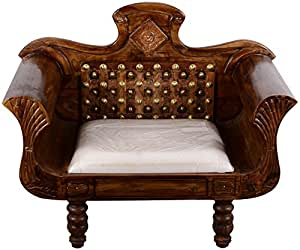 Thar Handicrafts Bangalore Thar Handicrafts Maharaja Sofa Chair