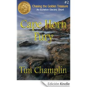 Cape Horn Fury (Chasing the Golden Treasure)