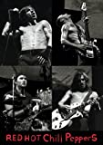 Laminated Chili Peppers Live Red Hot Chili Peppers Music 61x86cm Poster