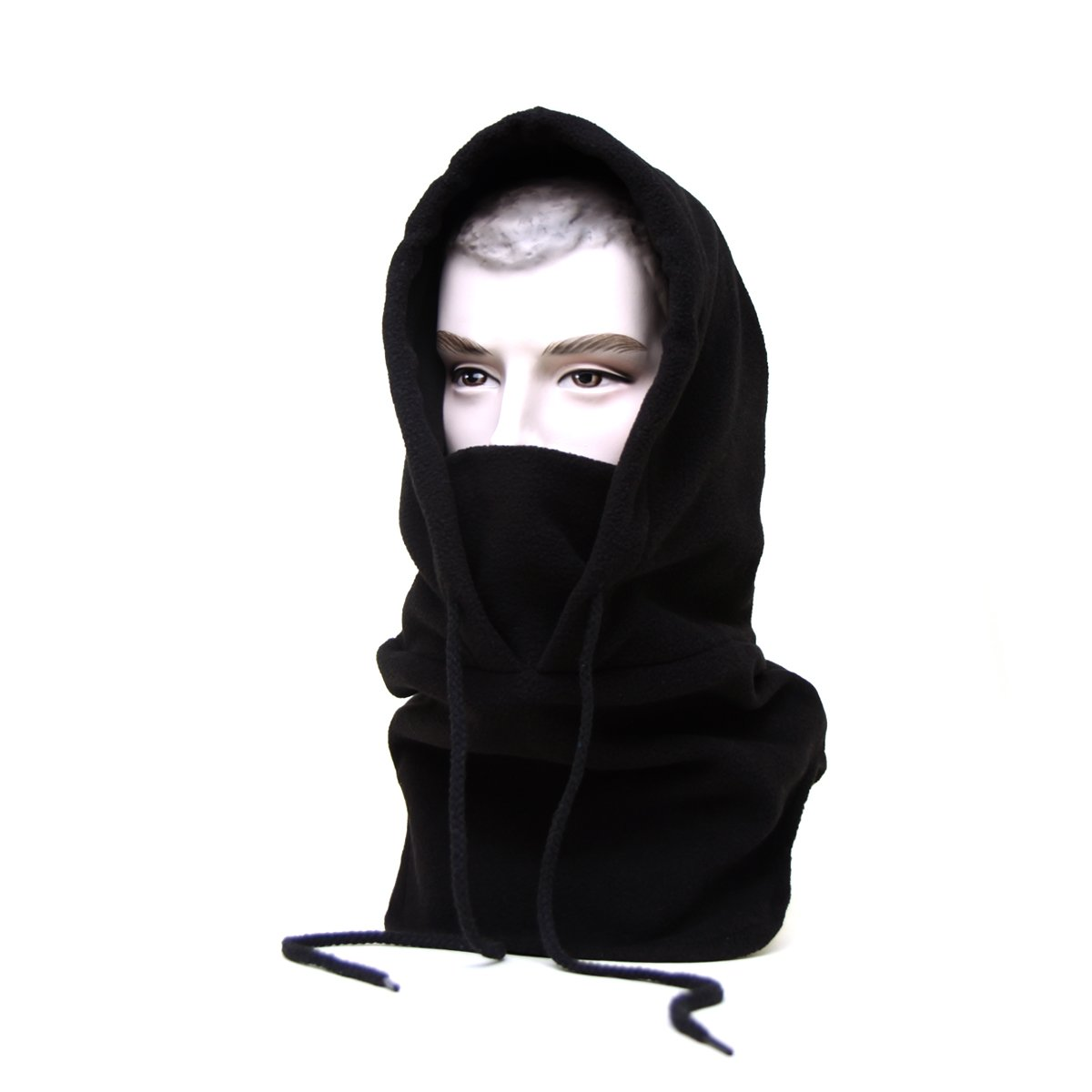 Face mask hoodies