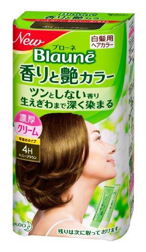 ブローネ 香りと艶カラー クリーム 4H
