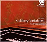 J.S. バッハ:ゴルトベルク変奏曲 BWV 988 (J.S.Bach: Goldberg Variations/ Andreas Staier) (1CD+1DVD) [Import from France]