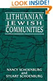 Lithuanian Jewish Communities
