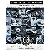 Cooking at the Academy 6-Pk [VHS] by
